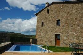 Cal Miger casa rural en La Baronia De Rialb (Lleida)