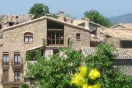 Cal Miramunt casa rural en Claret (Lleida)