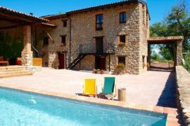 Cal Pesolet casa rural en Bellver De Cerdanya (Lleida)