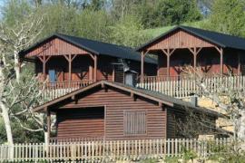 Cerdanya EcoResort - Camping Bungalows La Cerdanya casa rural en Prullans (Lleida)