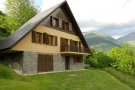 Casa Arnaló casa rural en Vielha (Lleida)