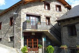 Casa Borrut casa rural en Esterri De Cardos (Lleida)