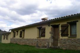 Casa Cavallera 1 casa rural en Oden (Lleida)