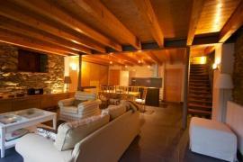 Casa Guillem casa rural en Tavascan (Lleida)