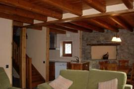 Casa L'hortal  casa rural en Barruera (Lleida)