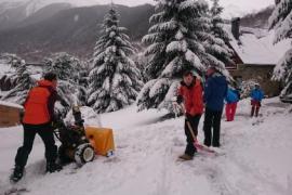 Queda 1 mes de esquí en Baqueira Beret