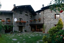 Casa Mora casa rural en Esterri De Cardos (Lleida)