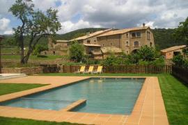 Casa Vilanova D´Isanta casa rural en Lladurs (Lleida)