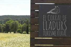 Corral de Lladurs casa rural en Lladurs (Lleida)