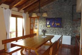El Paller De Cal Gatnau casa rural en Castellbo (Lleida)