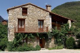El Paller De Cal Roig casa rural en Arseguel (Lleida)