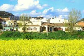 Hostal Jaumet casa rural en Tora (Lleida)