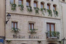 Hostal Rentautant Benet casa rural en Les Borges Blanques (Lleida)