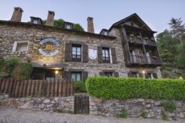 Hostal Rural Santa María casa rural en Taull (Lleida)