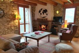 La Rectoria de Pedra casa rural en Bellver De Cerdanya (Lleida)