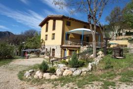Albergue Torre del Baró casa rural en Sant Llorenç De Morunys (Lleida)