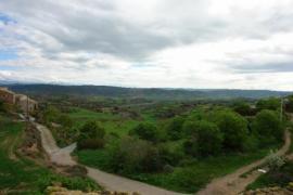 L'era Del Rovira casa rural en Vilanova De L´ Aguda (Lleida)