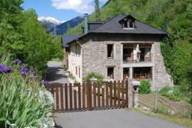 Les Cabanasses casa rural en Barruera (Lleida)