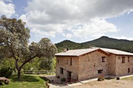 Masia Ca l'Ànima casa rural en La Baronia De Rialb (Lleida)