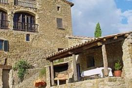 Masía de Solanes casa rural en Lladurs (Lleida)