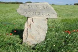 Masia Els Arquells casa rural en Agramunt (Lleida)