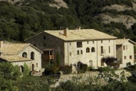 Pubilló Ii casa rural en Oden (Lleida)