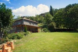 Cal Xumeu casa rural en Bescaran (Lleida)