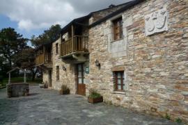 A Pena de Candamil casa rural en Candamil (Lugo)