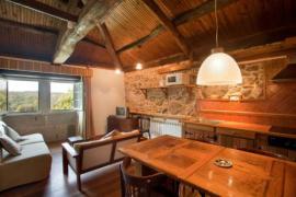 Campos de Vilance Apartamentos casa rural en Monterroso (Lugo)