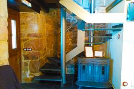 Casa Casoa casa rural en Cervantes (Lugo)