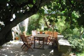 Casa Caxigueiro casa rural en Sarria (Lugo)