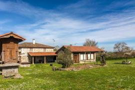 Casa das Xacias casa rural en Chantada (Lugo)