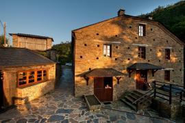 Casa do Fidalgo casa rural en A Pontenova (Lugo)