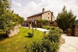 Casa do Mudo casa rural en Cervo (Lugo)