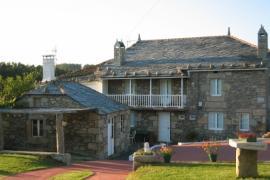 Casa Pereiro casa rural en Xove (Lugo)