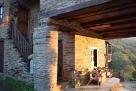 Casas de Outeiro casa rural en Samos (Lugo)