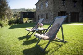 Casona de Labrada casa rural en A Pontenova (Lugo)