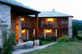 Pazo Rectoral De Goian casa rural en Sarria (Lugo)