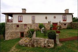 Rectoral de Anllo casa rural en Sober (Lugo)