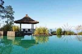 Choupana Hills Resort casa rural en Funchal (Madeira)
