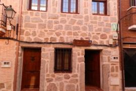 El Solanillo casa rural en Cenicientos (Madrid)