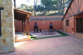 Alojamientos Rurales El Grial casa rural en Navas Del Rey (Madrid)