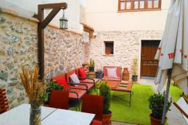 El Cencerro casa rural en Villamanrique De Tajo (Madrid)