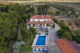 Finca El Alto de Secadura casa rural en Chinchon (Madrid)