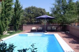 Hotel Sara De Ur casa rural en La Cabrera (Madrid)