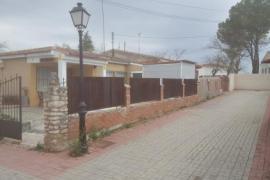 La Hermita casa rural en Villamanrique De Tajo (Madrid)