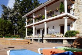 La Herrén casa rural en Miraflores De La Sierra (Madrid)
