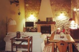 La Morada del Fauno casa rural en Hoyo De Manzanares (Madrid)