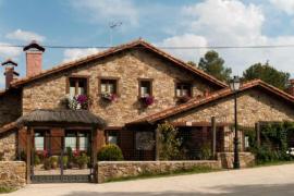 Saika Rural casa rural en Manjiron (Madrid)