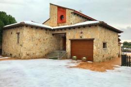 Casa Sierra madrid 12 pax, Chimenea, Canal+ gran calefaccion